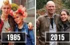30 anni dopo rintraccia le stesse persone per creare le vecchie fotografie: ecco il risultato finale