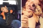 24 persone fotografate nel momento in cui hanno conosciuto il loro cane: le facce dicono tutto!