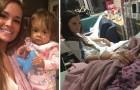 Hacia de baby-sitter desde hacia 2 semanas: el gesto de la joven ha conmovido el mundo