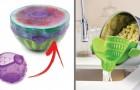 18 brillanti invenzioni che renderanno la tua cucina molto più vivace e divertente