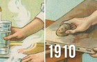 25 trucs die meer dan een eeuw oud zijn, maar nog altijd ongelooflijk handig
