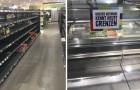 Retrait de toute la nourriture étrangère pendant 1 jour: ce supermarché proteste contre le racisme de cette façon