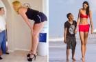 14 hilarische momenten die lange mensen minstens een keer hebben meegemaakt