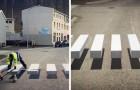 Diese Stadt in Island hat jetzt 3D Signale um undisziplinierte Autofahrer langsamer zu machen