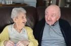 Une femme de 98 ans a déménagé dans une maison de retraite pour s'occuper de son fils de 80 ans