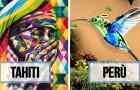 20 murales over de gehele wereld zo mooi dat je er kippenvel van krijgt
