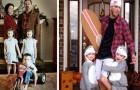19 fois où toute la famille s'est déguisée pour Halloween pour un résultat au top