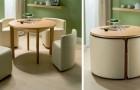 22 ruimtebesparende meubels, ideaal voor wie een klein huis heeft