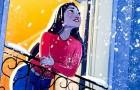16 illustrations pour les personnes qui vivent seules et qui en sont très contentes