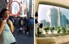 Deze zeldzame foto's gemaakt op 11 september laten je die momenten vanuit een ander oogpunt herleven