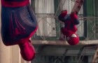 Spot Evian Spider-Man Dance