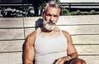21 Männer, die ihre grauen Haare feiern... und denen man nicht widerstehen kann