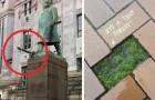 22 daden van stedelijk vandalisme die je zullen verrassen met hun genialiteit