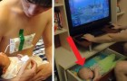14 funny situations that all dads can appreciate