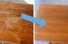 10 einfache Methoden, um die Objekte in eurem Haus zu putzen sodass sie wie neu wirken