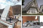 Ett ekonomiskt hus som kan byggas på några timmar? Det existerar och drivs av ett italienskt företag