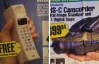 Ritrova un volantino del 1994 e mostra i dispositivi più tecnologici del momento