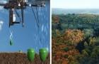 Questi droni combattono la deforestazione al ritmo di 5 mila semine di piante al giorno