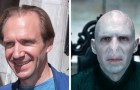 10 photos of actors that you will not be able to recognize with their character makeup!
