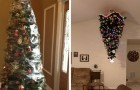 12 creative solutions that pet owners have found to protect their Christmas trees!