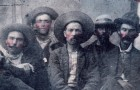 Een advocaat koopt een foto met 5 cowboys voor 10$. Later ontdekt hij dat het miljoenen dollars waard is