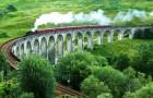 Il treno Hogwarts Express di Harry Potter esiste davvero ed attraversa le magnifiche Highland scozzesi