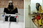 14 daden van vandalisme in toiletten die je wel leuk moet vinden