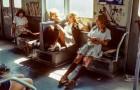 Ces images rétro montrent l'aspect le plus dur et le plus authentique du métro de New York dans les années 1970