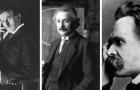 De ongewone fratsen van 10 van de grootste denkers uit de geschiedenis