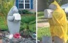 Negli USA vanno di moda i lamantini per la posta: ma la cosa più simpatica è il modo in cui la gente li veste