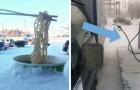22 photos pour vous convaincre que dans certains endroits il fait vraiment froidl'hiver