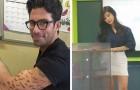 10 profesores que harian amar el estudio a cualquiera
