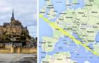 Diese 7 heiligen Stätten des Michaelskultes sind in direkter Linie errichtet worden