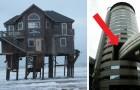 7 costruzioni così assurde da sembrare quasi impossibili