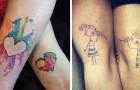 30 schöne Tattoos für Mutter und Tochter, die die besondere Bindung feiern