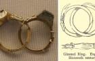 Au Moyen Âge, on portait des bagues de fiançailles avec des messages secrets