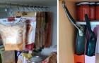 14 idee per tenere gli oggetti in perfetto ordine senza spendere una fortuna
