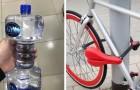 24 gewone voorwerpen die opnieuw zijn ontworpen om het leven eenvoudiger te maken