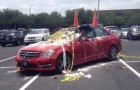 10 cars parked in the wrong place and their owners paid dearly for the mistake