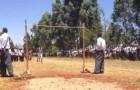 Los impresionantes saltos de los Kenyanos que parecen volar