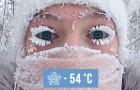 In dit Siberische dorp werd in 1933 de recordtemperatuur van -67 °C bereikt