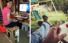 18 Fotos, die beweisen, dass faule Personen auch gleichzeitig die genialsten sind