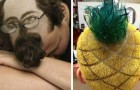 20 hairstyles so absurd that it is almost impossible to forget them