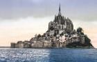 Quella volta in cui il Mont Saint-Michel tornò ad essere isola: un fenomeno che accade ogni 18 anni