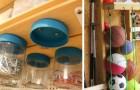15 astuces brillantes pour organiser votre cave ou votre garage sans dépenser trop d'argent