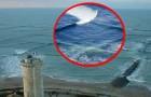 Diese quadratischen Wellen ziehen Touristen an, aber sie sind ein gefährliches Phänomen, das man kennen sollte