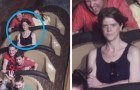 Diese Fotos von Menschen auf der Achterbahn sind so unterhaltsam dass man sie einfach ansehen muss