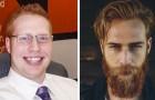 Vom Versicherungsmakler zum Model: Die Verwandlung dieses jungen Mannes ist unglaublich