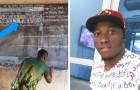 Questo insegnante ghanese ha ricreato alla perfezione un documento Word per gli studenti privi di PC
