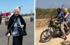 A 93 anni parte per il Kenya a fare volontariato: le sue foto sono una lezione di vita che tutti dovremmo imparare